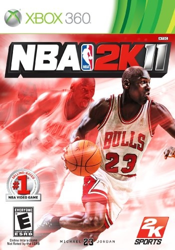 NBA 2K11 on X360 - Gamewise