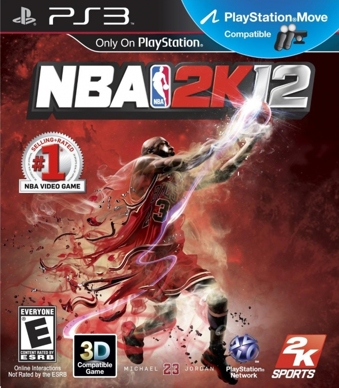 NBA 2K12 on PS3 - Gamewise