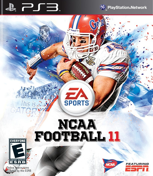NCAA Football 11 [Gamewise]
