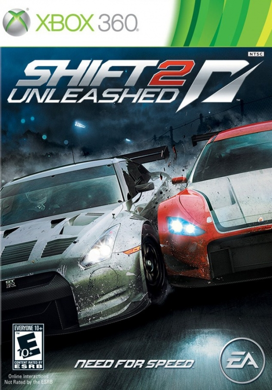Need for Speed: Shift 2 Unleashed on X360 - Gamewise