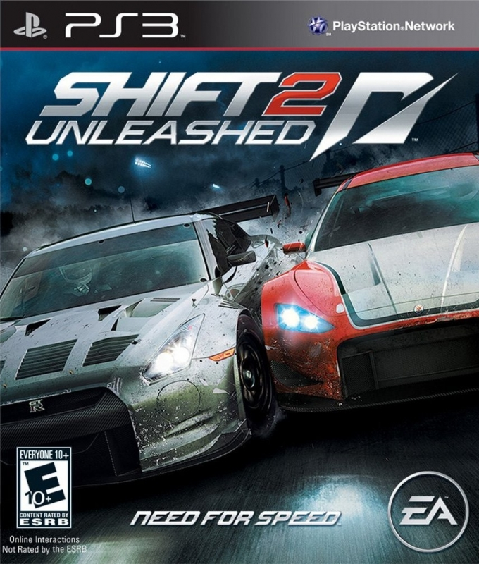 Need for Speed: Shift 2 Unleashed on PS3 - Gamewise