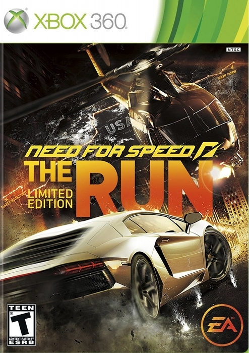 Need for Speed: The Run on X360 - Gamewise