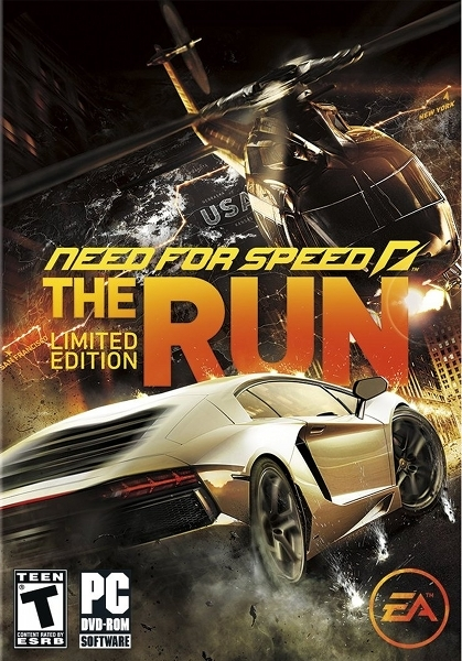 Need for Speed: The Run on PC - Gamewise