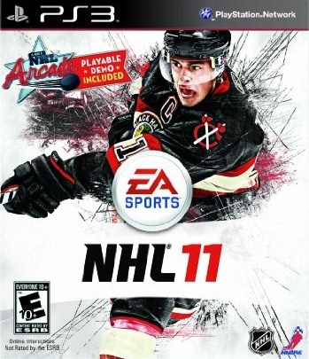 NHL 11 on PS3 - Gamewise