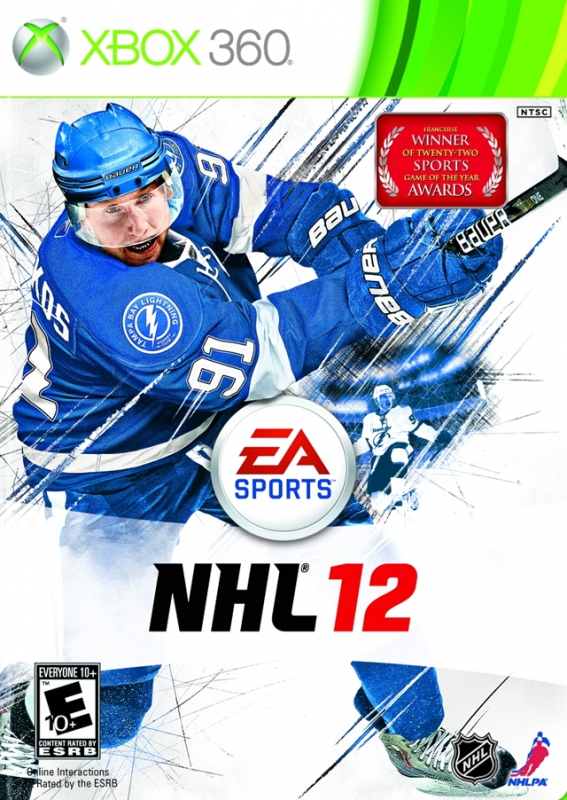 NHL 12 on X360 - Gamewise