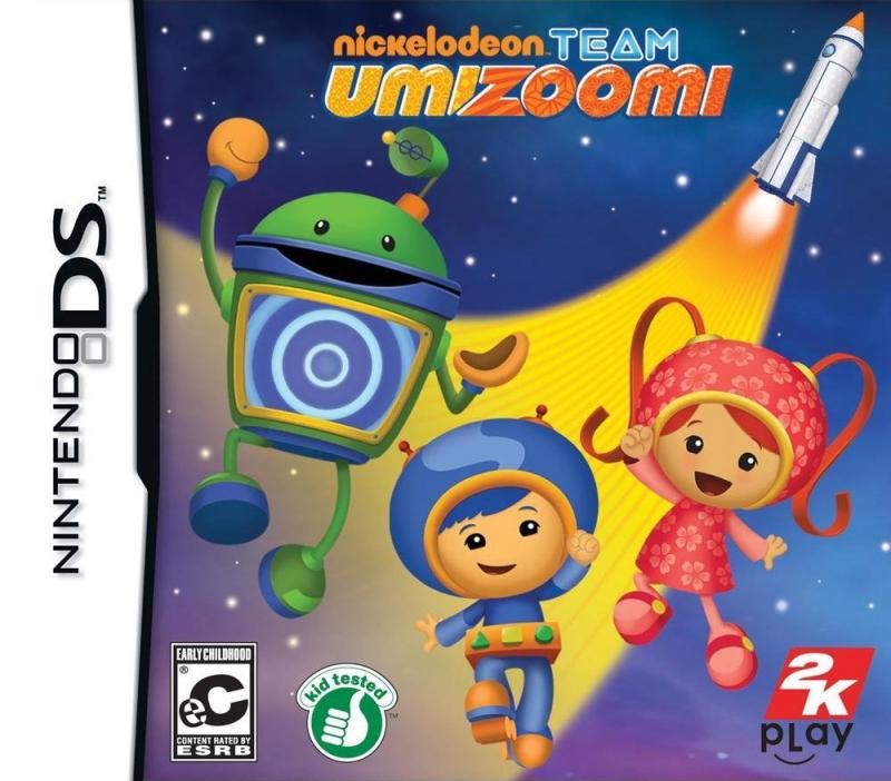Gamewise Nickelodeon Team Umizoomi Wiki Guide, Walkthrough and Cheats