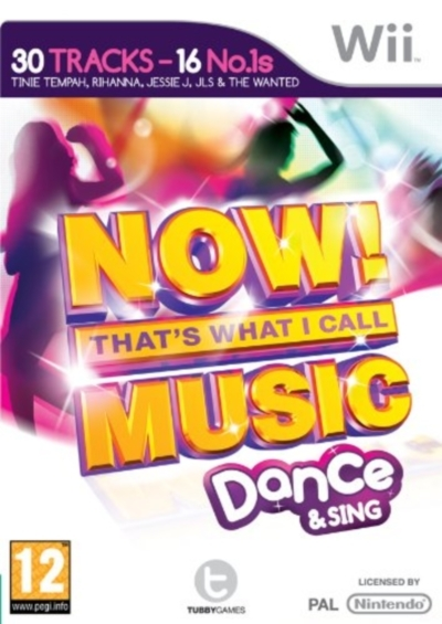 Now! That's What I Call Music: Dance & Sing Wiki - Gamewise