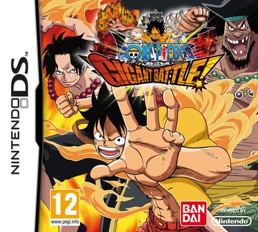One Piece: Gigant Battle! [Gamewise]