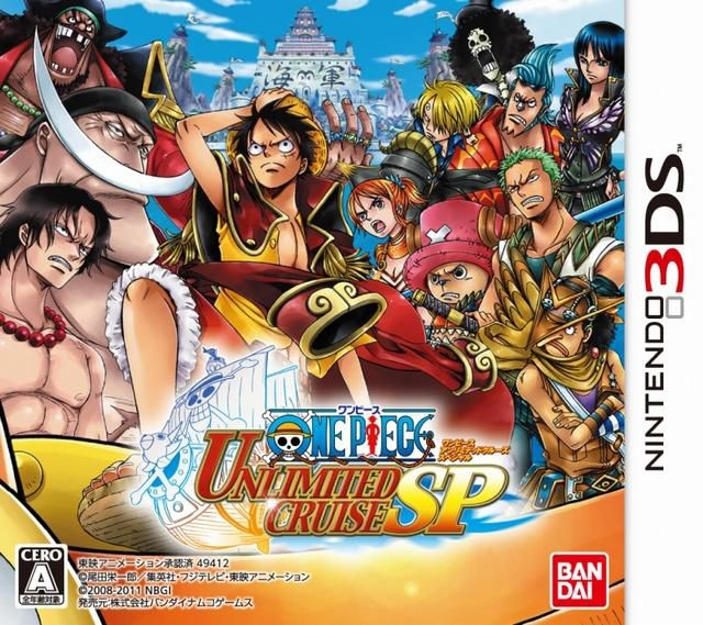 One Piece Unlimited Cruise SP for 3DS Walkthrough, FAQs and Guide on Gamewise.co
