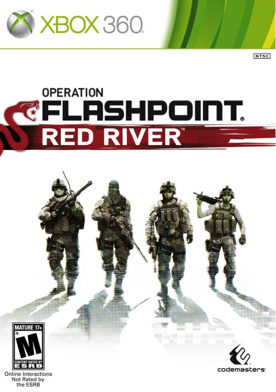 Operation Flashpoint: Red River on X360 - Gamewise