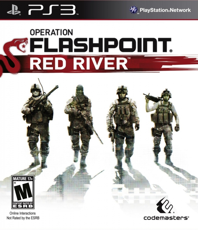 Gamewise Operation Flashpoint: Red River Wiki Guide, Walkthrough and Cheats
