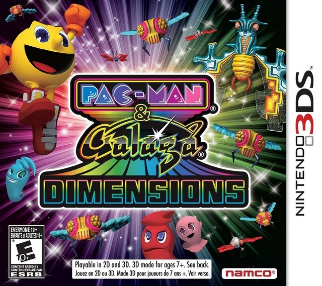 Pac-Man & Galaga Dimensions | Gamewise