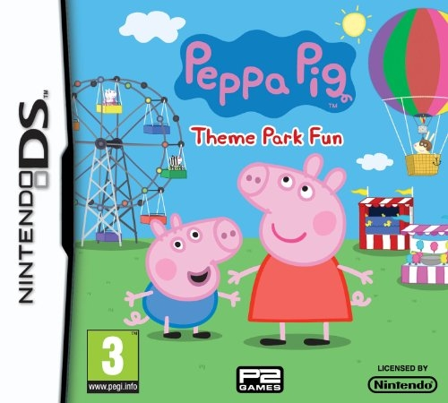 Peppa Pig: Theme Park Fun for DS Walkthrough, FAQs and Guide on Gamewise.co