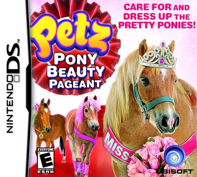 Petz Pony: Beauty Pageant Wiki on Gamewise.co
