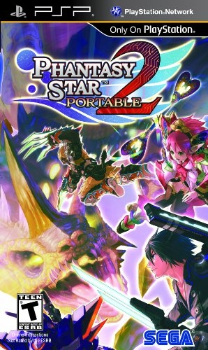 Phantasy Star Portable 2 on PSP - Gamewise