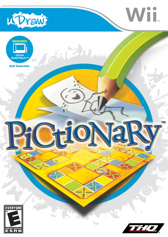 Pictionary for Wii Walkthrough, FAQs and Guide on Gamewise.co
