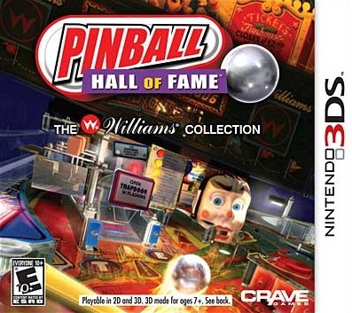 Gamewise Pinball Hall of Fame: The Williams Collection Wiki Guide, Walkthrough and Cheats
