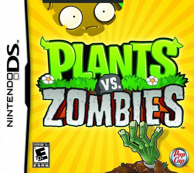 Plants vs. Zombies on DS - Gamewise