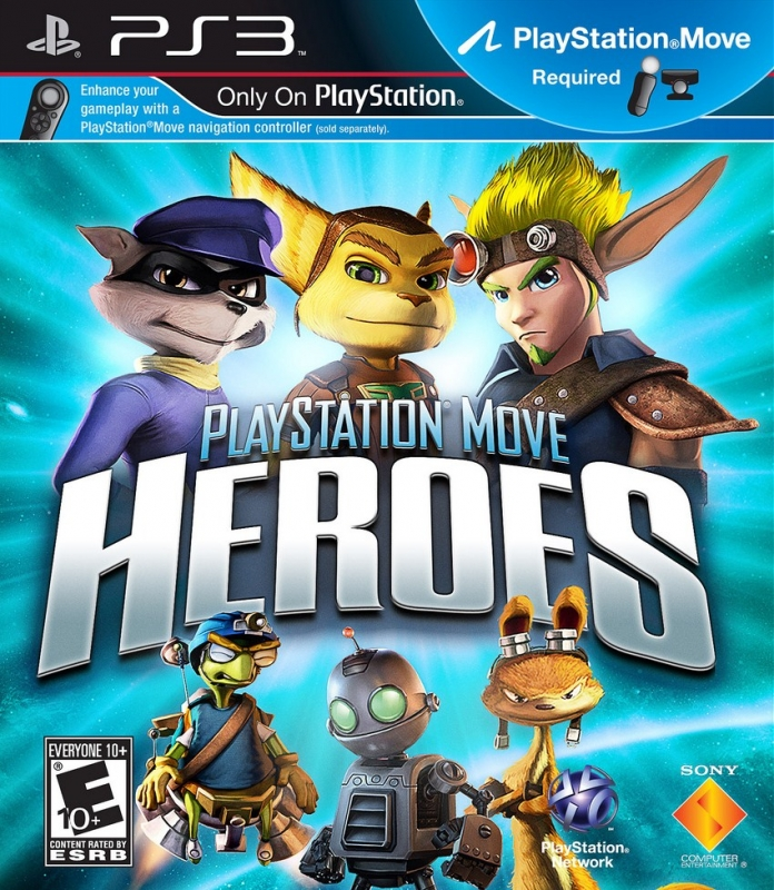 PlayStation Move Heroes Wiki on Gamewise.co