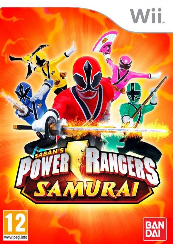 Power Rangers Samurai Wiki on Gamewise.co