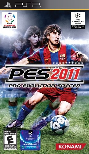 pro evolution soccer 2011 on PSP - Gamewise