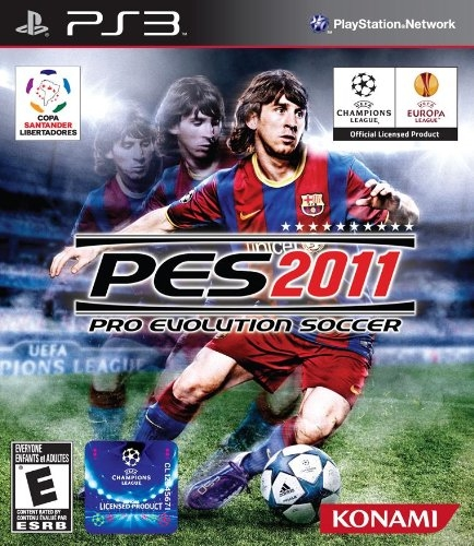 Pro Evolution Soccer 2011 for PS3 Walkthrough, FAQs and Guide on Gamewise.co