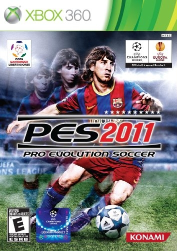 pro evolution soccer 2011 on X360 - Gamewise