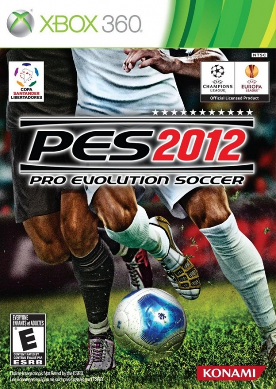 Pro Evolution Soccer 2012 [Gamewise]