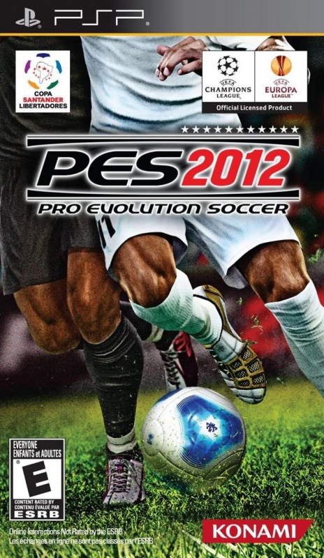 Pro Evolution Soccer 2012 on PSP - Gamewise