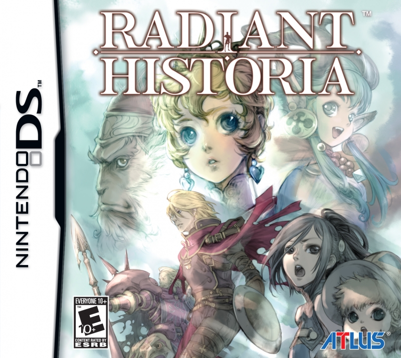 Radiant Historia on DS - Gamewise