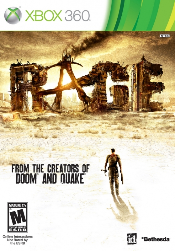 Rage Wiki on Gamewise.co