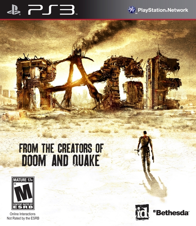 Rage for PS3 Walkthrough, FAQs and Guide on Gamewise.co