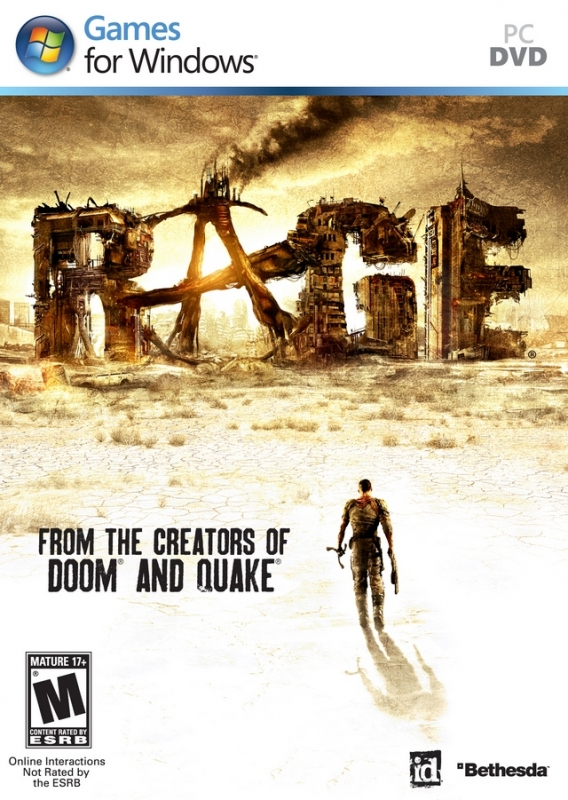 Rage on PC - Gamewise
