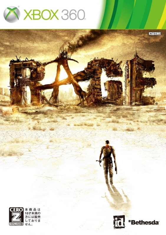 Rage on X360 - Gamewise
