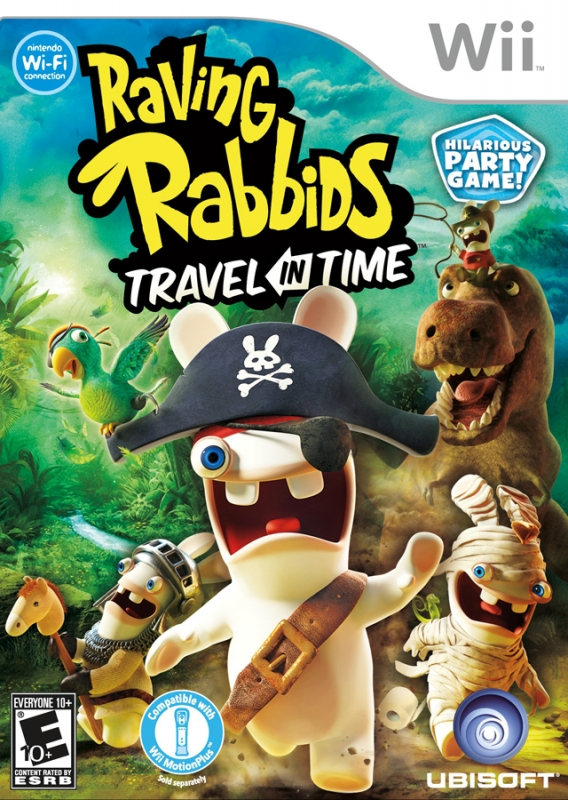 Gamewise Raving Rabbids: Travel in Time Wiki Guide, Walkthrough and Cheats