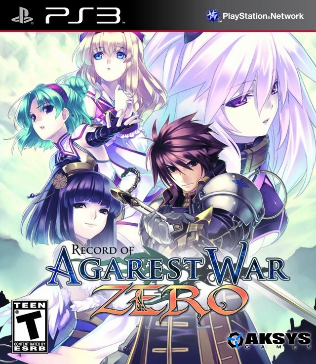 Record of Agarest War Zero for PS3 Walkthrough, FAQs and Guide on Gamewise.co