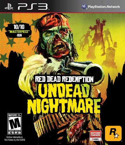 Red Dead Redemption: Undead Nightmare on PS3 - Gamewise