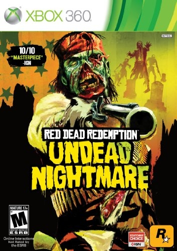 Red Dead Redemption: Undead Nightmare on X360 - Gamewise