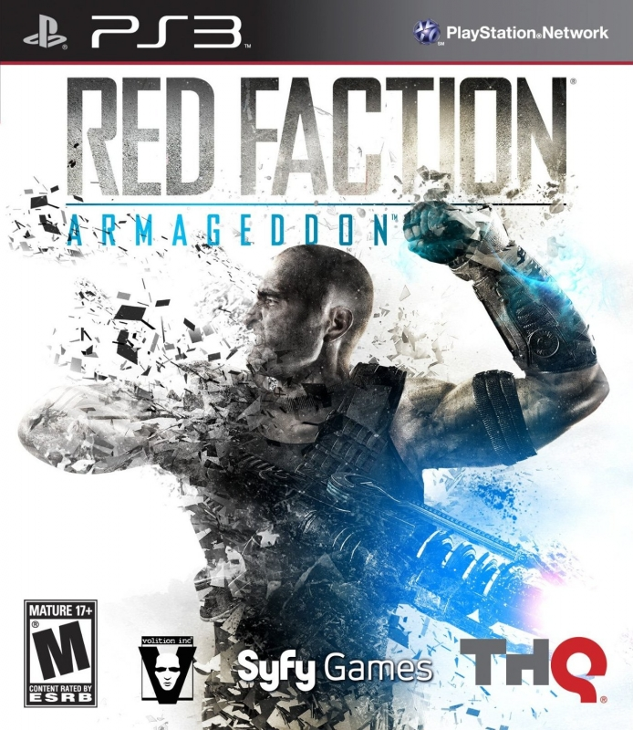 Red Faction: Armageddon on PS3 - Gamewise