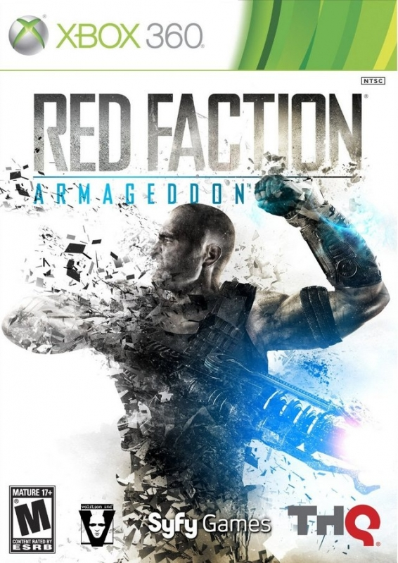 Red Faction: Armageddon on X360 - Gamewise