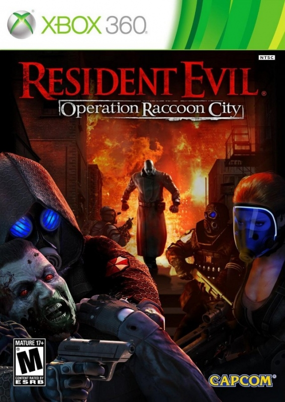 Resident Evil: Operation Raccoon City [Gamewise]