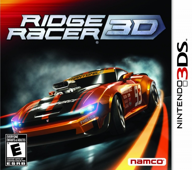 Ridge Racer 3D Wiki - Gamewise