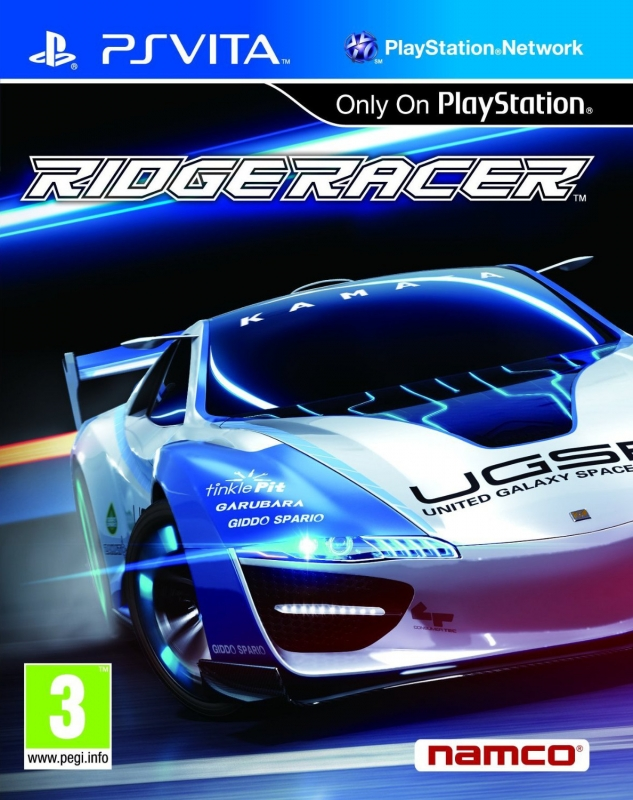 Ridge Racer for PSV Walkthrough, FAQs and Guide on Gamewise.co