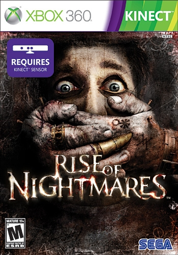 Rise of Nightmares Wiki - Gamewise