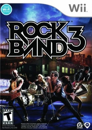 Rock Band 3 for Wii Walkthrough, FAQs and Guide on Gamewise.co