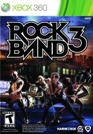 Rock Band 3 on X360 - Gamewise