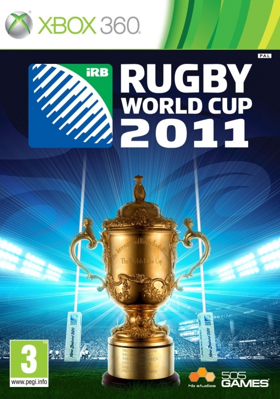 Gamewise Rugby World Cup 2011 Wiki Guide, Walkthrough and Cheats