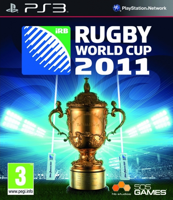 Rugby World Cup 2011 on PS3 - Gamewise