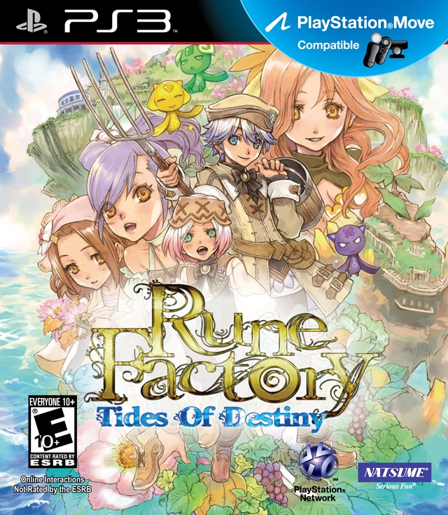 Rune Factory: Tides of Destiny Wiki - Gamewise