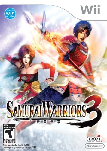 Samurai Warriors 3 [Gamewise]